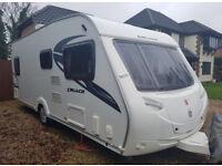 2011 Caravan Starling 4 Berth Single Axle White