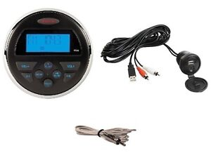JENSEN MS30 MP3 Marine Waterproof  Boat  MS30RTL MS30PS Stereo + Jenaux +Antenna