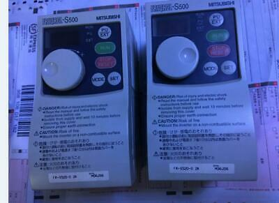 Invertor Fr-s520e-0.2k Industrial Control System
