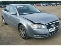 Audi a4 2.0L TDI 2005-2008 available for spare parts