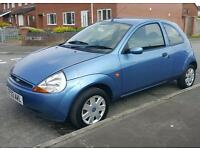 Ford ka 1.3 2003 with low milage