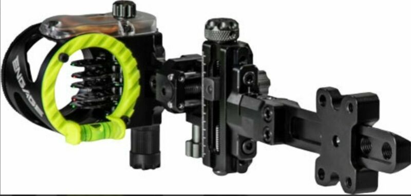 CBE Engage Micro Bow Sight RH .010 5 pin💢Pristine condition💢 + extra batteries