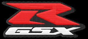 Suzuki RGSX 750 R GSX 750RGSX ecusson brodé patche thermocollant iron-on patch - Poznan, Polska - Zwroty są przyjmowane - Poznan, Polska
