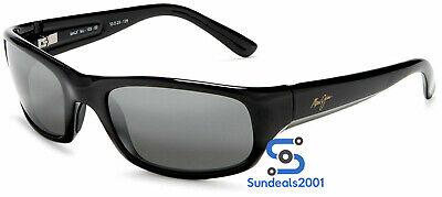 Maui Jim 103-02 Stingray Polarized Gloss Black Frame / Neutral Grey (Stingray Gray)