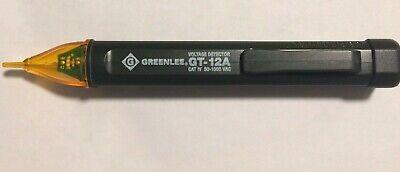 Greenlee Voltage Detector Tester Gt-12a