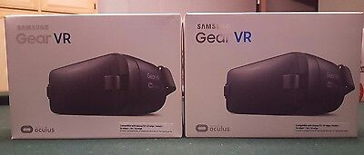 TWO Samsung Fit VR