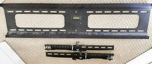 TV Wall Mount Bracket with Arms ~ fitted to Samsung