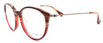 Calvin Klein CK5928 203 Women's Eyeglasses Frames 50-17-135 Striped Brown (Rose Eyeglasses)