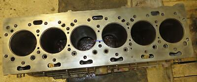 Perkins Pk 354 Engine Block Good Used 5 Has A Dent In The Top 6 Cyl Diesel