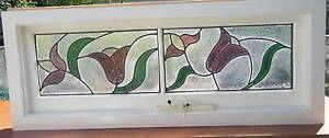 LEADLIGHT STAINED GLASS WINDOW Gladesville Ryde Area Preview