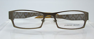 Pro Design Denmark 4115 Eyeglass Frames Glasses Womens Mens