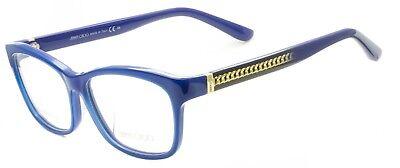 JIMMY CHOO JC 132/F 153 53mm Eyewear Glasses RX Optical Glasses FRAMES NEW ITALY