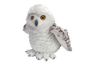 Wild Republic Plüschtier Stofftier Vogel Schnee Eule Schneeeule Annabel 30 cm