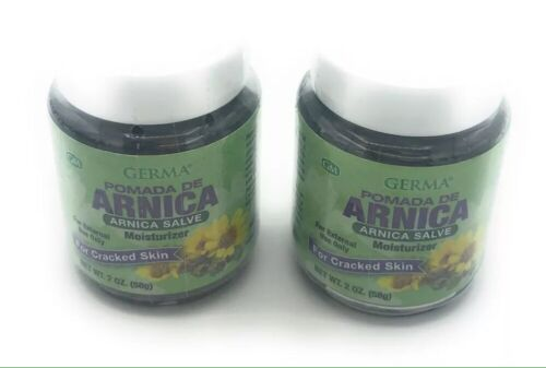 ARNICA Ointment BLACK Cracked Dry Skin Bruises Pain Pomada A