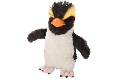 Wild Republic Mini Rock Hopper Penguin Plush