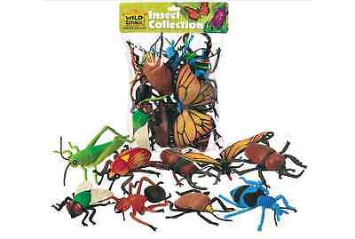 Wild Republic Large Polybag - Insect Animal Play Set toy Figurines