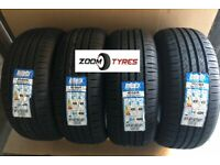 4 X INFINITY ECOSIS 205 55 16 91V C C ZOOM TYRES COVENTRY