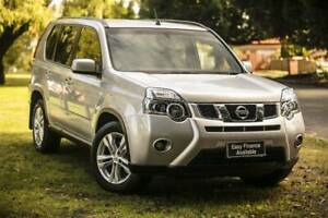 2013 NISSAN X-TRAIL ST-L T31 2.5L CVT AUTO 6 SP SEQUENTIAL Welshpool Canning Area Preview