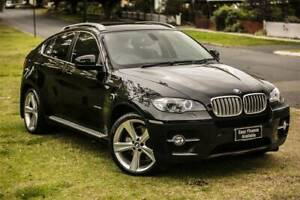 2010 BMW X6 xDRIVE 50i E71 TURBO MPFI 4.4L 6 SP AUTO Welshpool Canning Area Preview