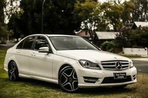 2012 MERCEDES-BENZ C200 BlueEFFICIENCY AVANTGARDE Welshpool Canning Area Preview