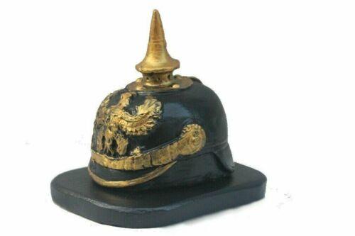 German helmet WW1 (Paperweight) Made in France