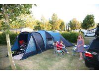 Vango Diablo 600 2 bedroom 6 man tent