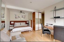 Short Term Let. Fully Furnished Studio in Kensington and Chelsea