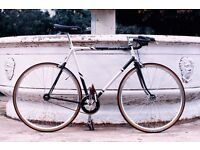 Handmade single-speed/fixed gear