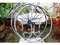 2013 Mavic Ksyrium SL Road Racing Wheelset Wheels Shimano 10 11 sp Clincher 700C TOP CONDITION