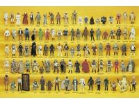 Looking for vintage star wars toys