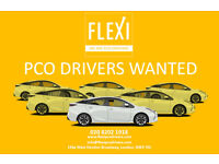 Chauffeur / PCO Drivers wanted / ��550 CASH IN HAND