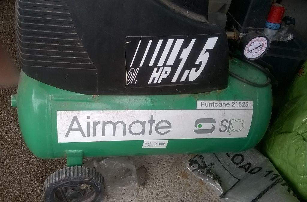 AIRMATE HURRICANE COMPRESSOR 21525