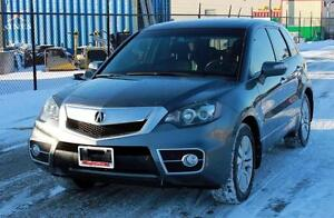 2011 Acura RDX | NAVI | AWD | Bluetooth | CERTIFIED