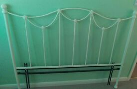 Headboard - Metal frame