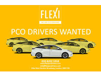 Chauffeur / PCO Drivers wanted / £550 CASH IN HAND