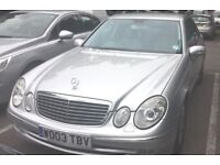 NEW ! LOOK AND DRIVE LIKE NEW E220 CDI