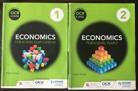 OCR AS and A2 Economics Textbooks
