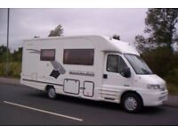 autocruise motorhome for sale