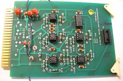 Elox Colt Progressive Cutoff Board 09188-8 09190-2 B