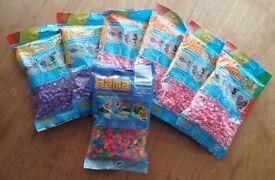 7 New Packs of Hama Beads