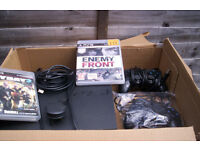 Sony PlayStation 3 PS3 Console + games