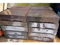 Reclaimed fire bricks X20