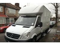 Any Time short Notice Removal Man and fully Insured Luton Van