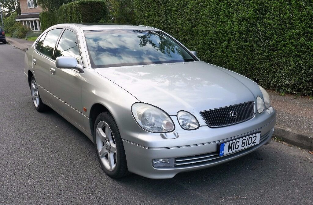 Lexus Gs300 Se Auto New Mot Personal Number Plate Full
