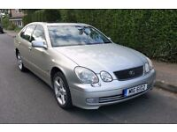 Lexus GS300 SE Auto. Personal number plate. Full Service History. Totally Reliable. Lexus GS 300
