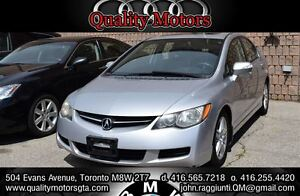 2007 Acura CSX Premium Package