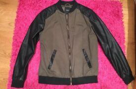 Forever21 bomber jacket