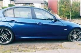BMW 320D MSPORT E90 08REG TAX TESTED LEATHER