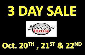 2012 Toyota RAV4 145.89 BI WEEKLY!!!
