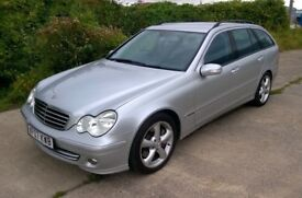 2007 Mercedes Benz C180 Kompressor SE Estate. Offers welcome.